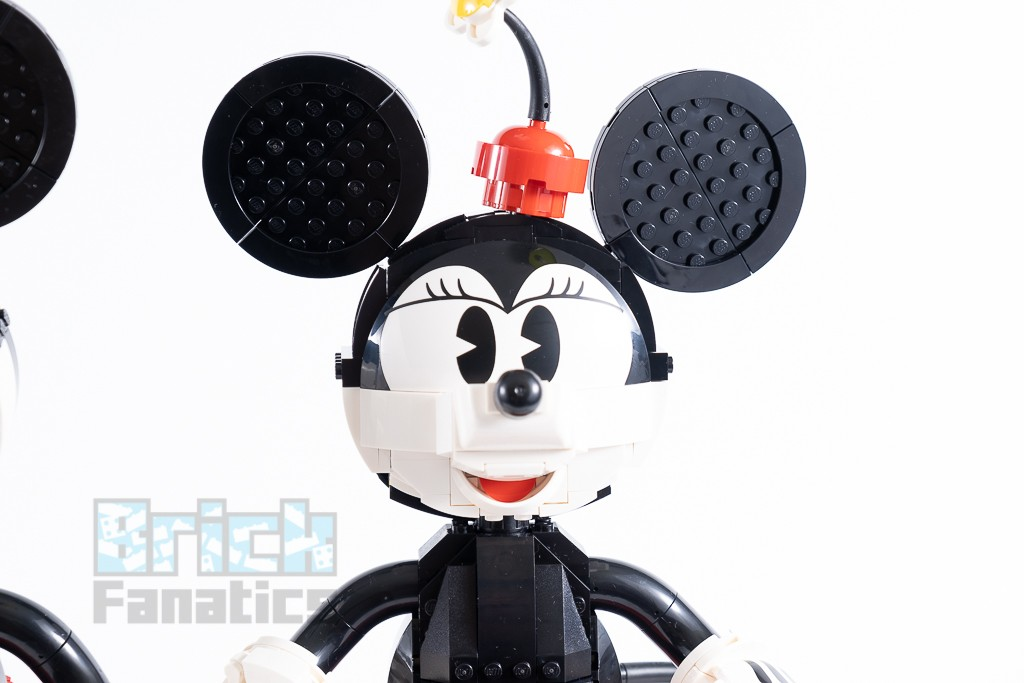 LEGO Disney 43179 Mickey Mouse And Minnie Mouse Buildable Characters 7 1
