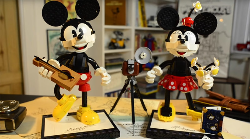 LEGO Disney 43179 Mickey Mouse And Minnie Mouse Video Featured 800x445