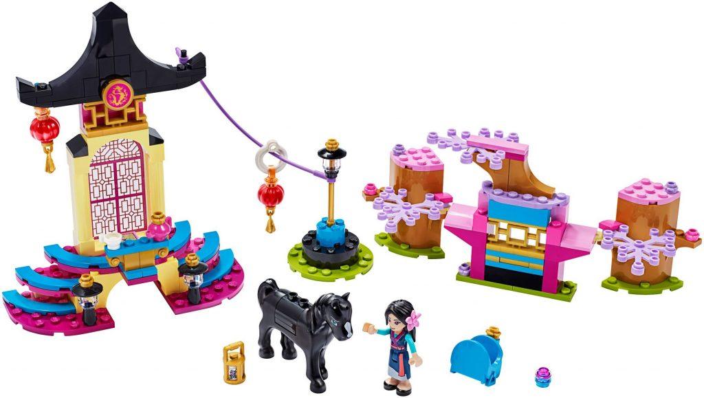 LEGO Disney 43182 Mulans Training Grounds