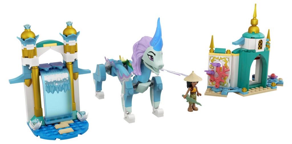 LEGO Disney 43184 Raya And Sisu Dragon 3