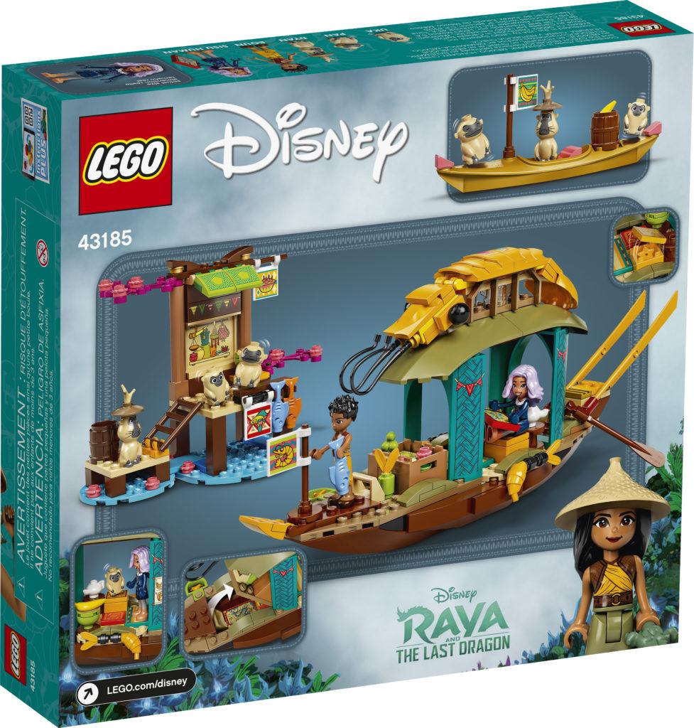 LEGO Disney 43185 Bouns Boat 2