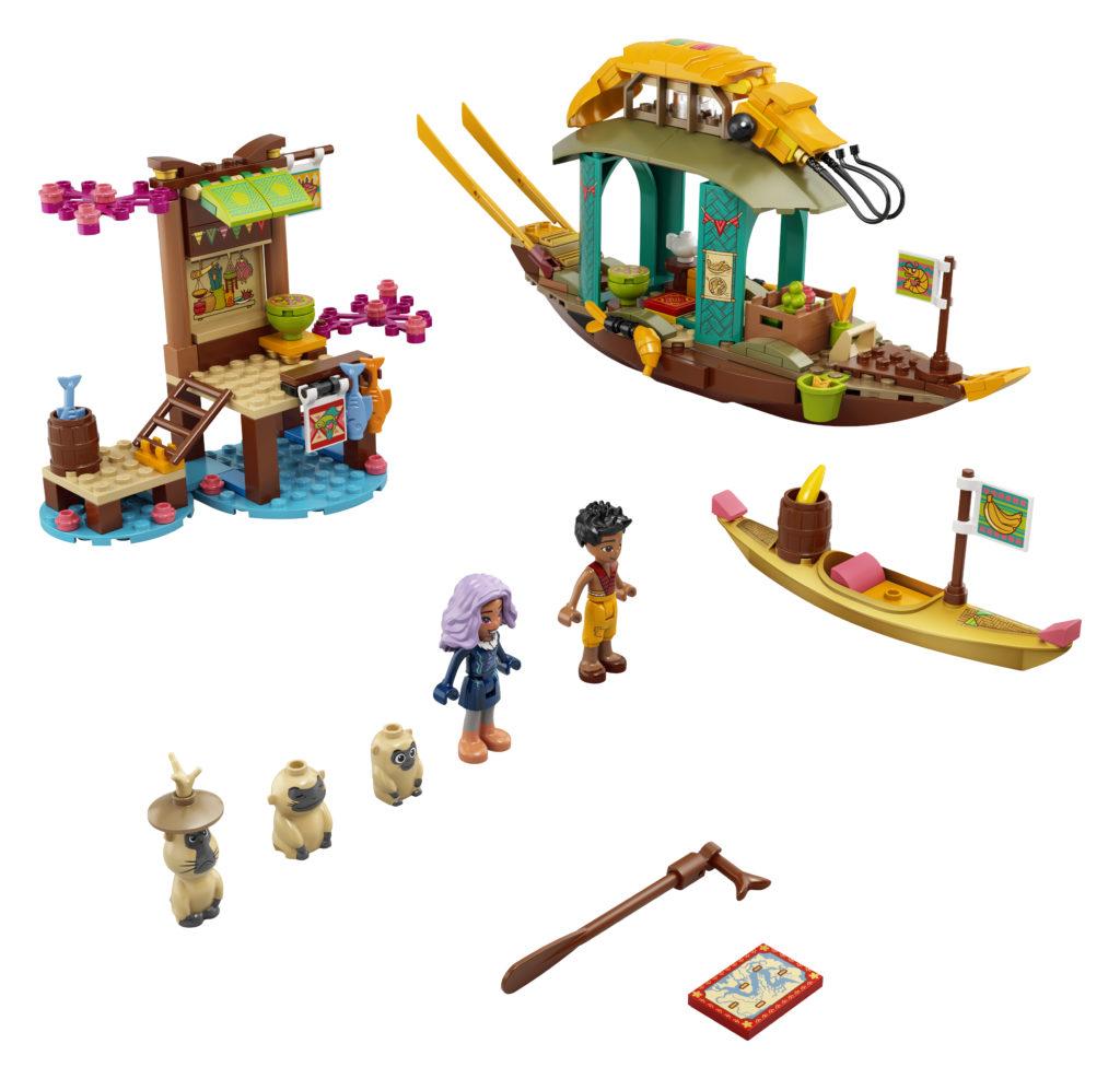 LEGO Disney 43185 Bouns Boat 3