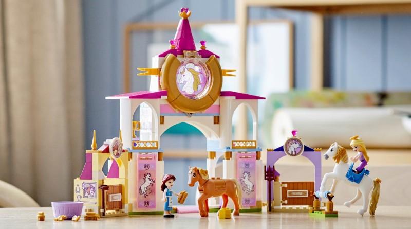 LEGO Disney 43195 Featured