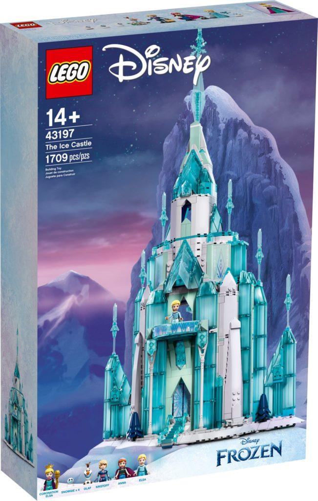 LEGO Disney 43197 The Ice Castle 1