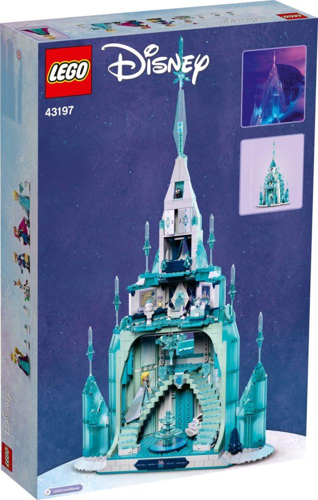 LEGO Disney 43197 The Ice Castle 2
