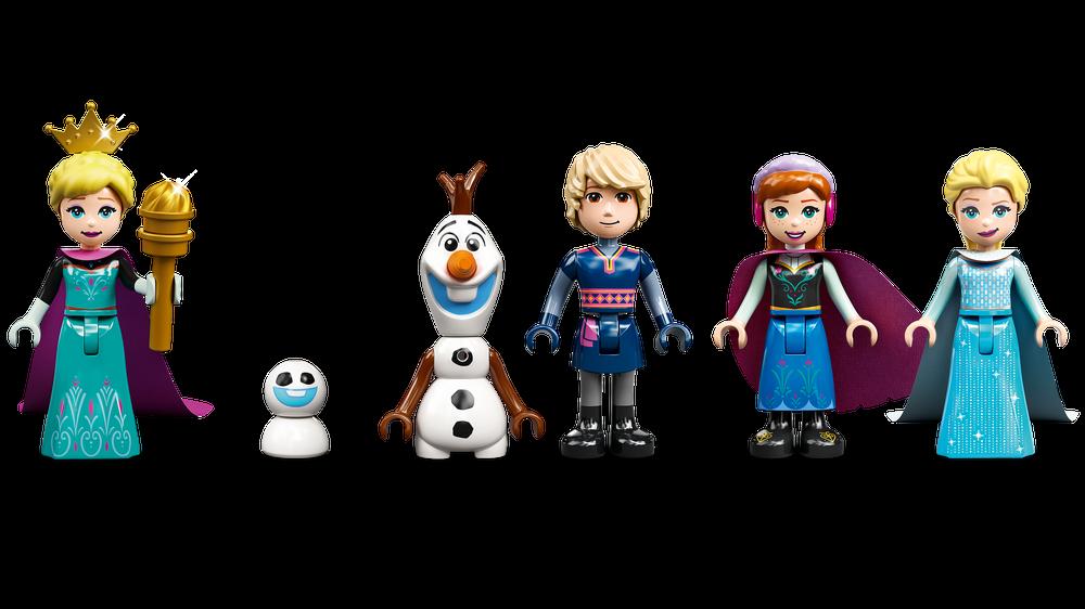 LEGO Disney 43197 The Ice Castle 4