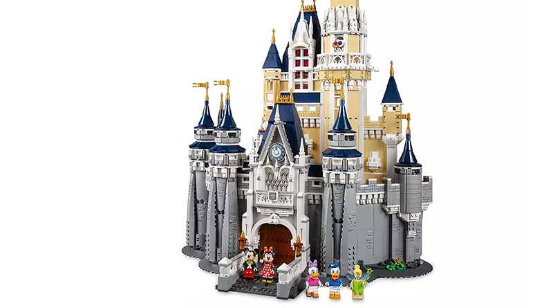 LEGO Disney 71040 Disney Castle Featured