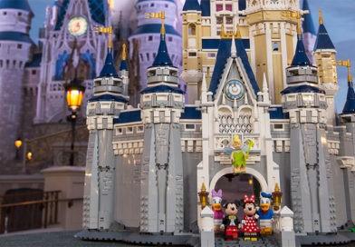 LEGO 71040 The Disney Castle back in stock
