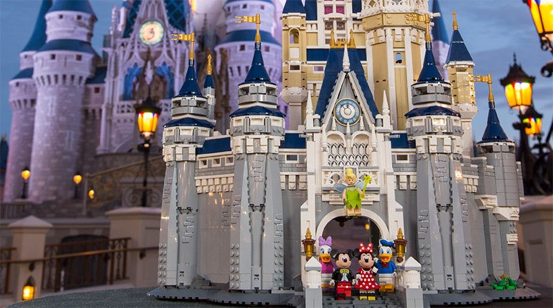LEGO Disney 71040 The Disney Castle Featured 800x445