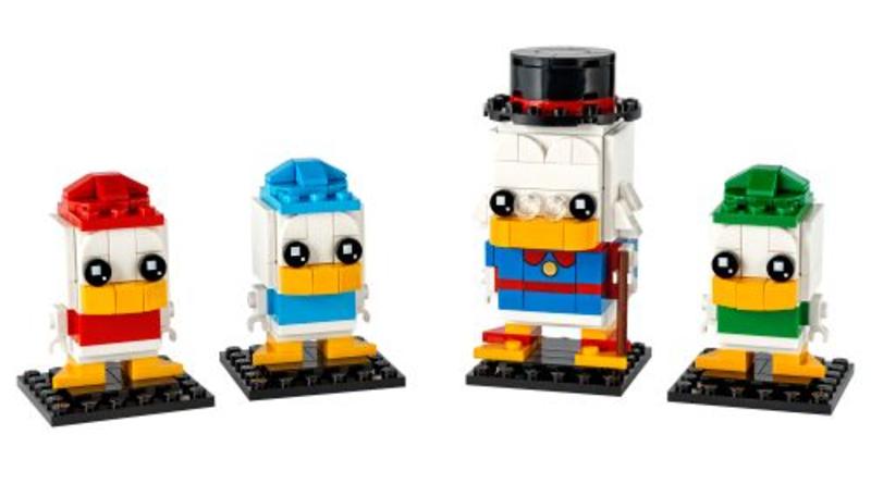 LEGO Disney BrickHeadz Scrooge McDuck Featured