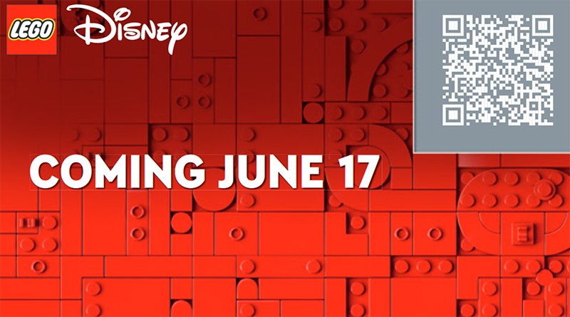 LEGO Disney June 17 Featured