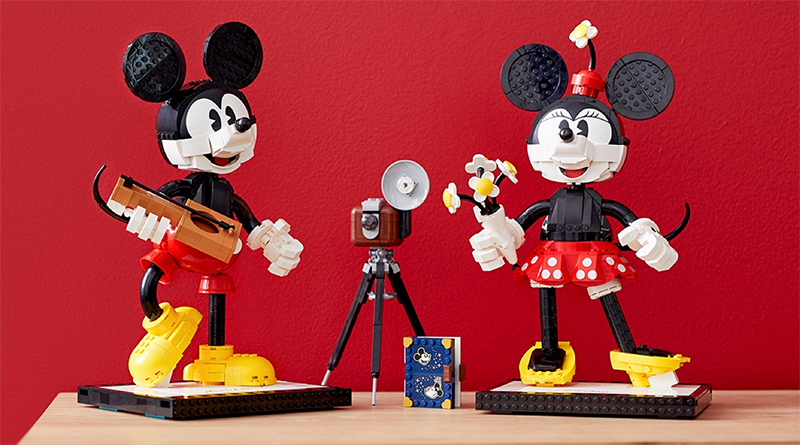 LEGO Disney Mickey Minnie Mouse Featured