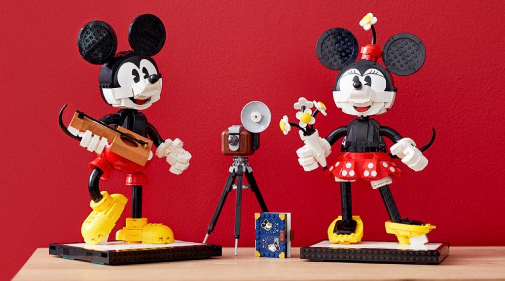 LEGO Disney Mickey Minnie Mouse Rs