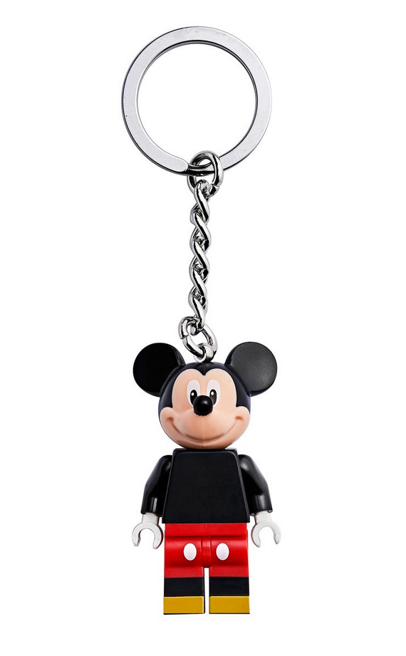 LEGO Disney Mickey Mouse Key Chain