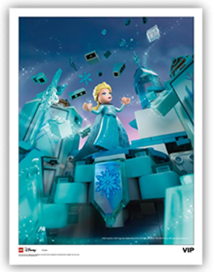 LEGO Disney Princess 5007118 VIP print