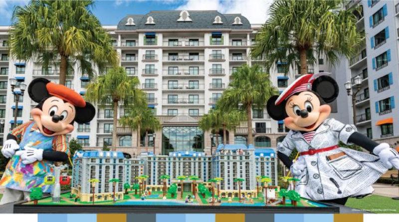 LEGO Disney riviera resort featured