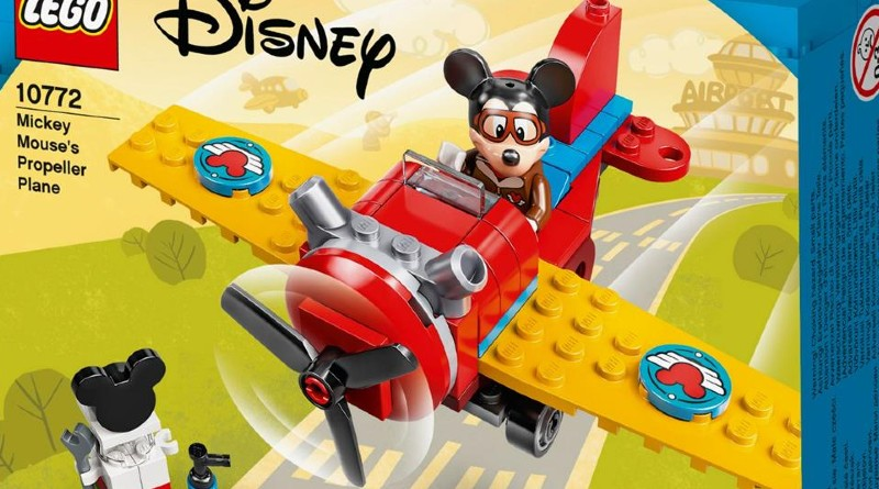 LEGO Disney Summer 2021 Revealed