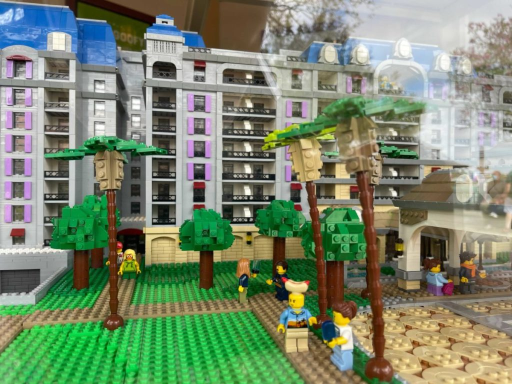 LEGO Disney World Riviera Resort Front 2