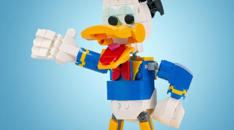 LEGO Donald Duck 800x445
