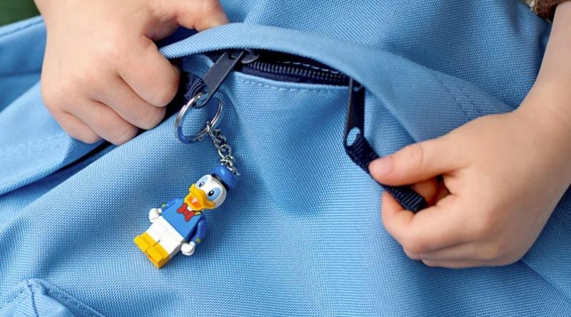 LEGO Donald Duck Keyring FI