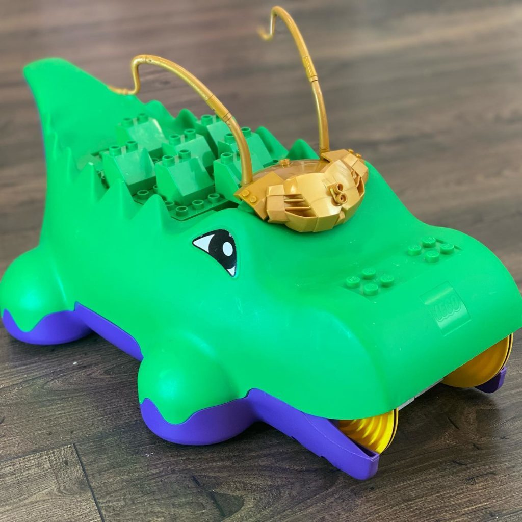 LEGO Duplo Loki build