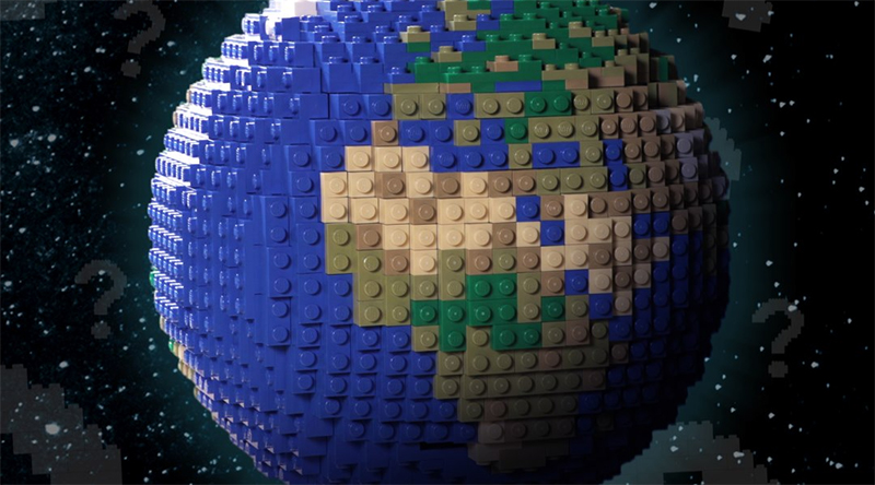 LEGO Earth Day