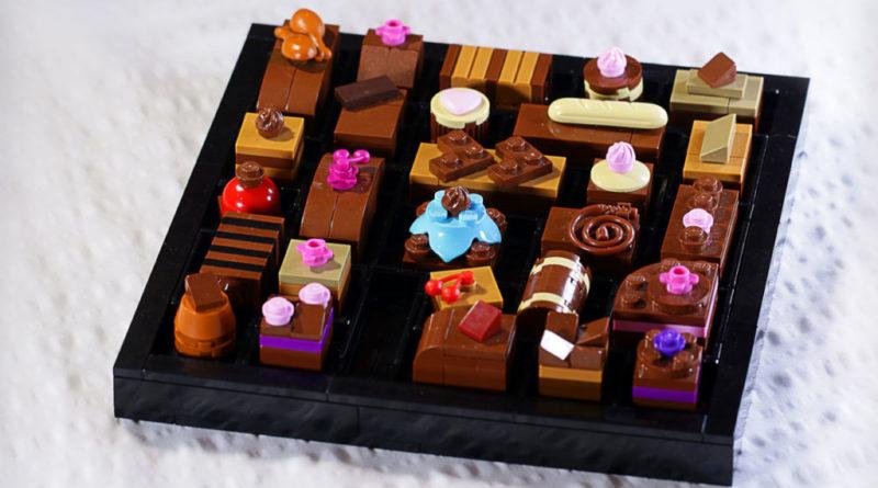 LEGO Easter chocs