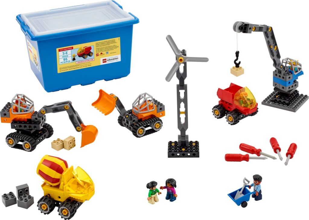 LEGO Education 45002 Tech Machines