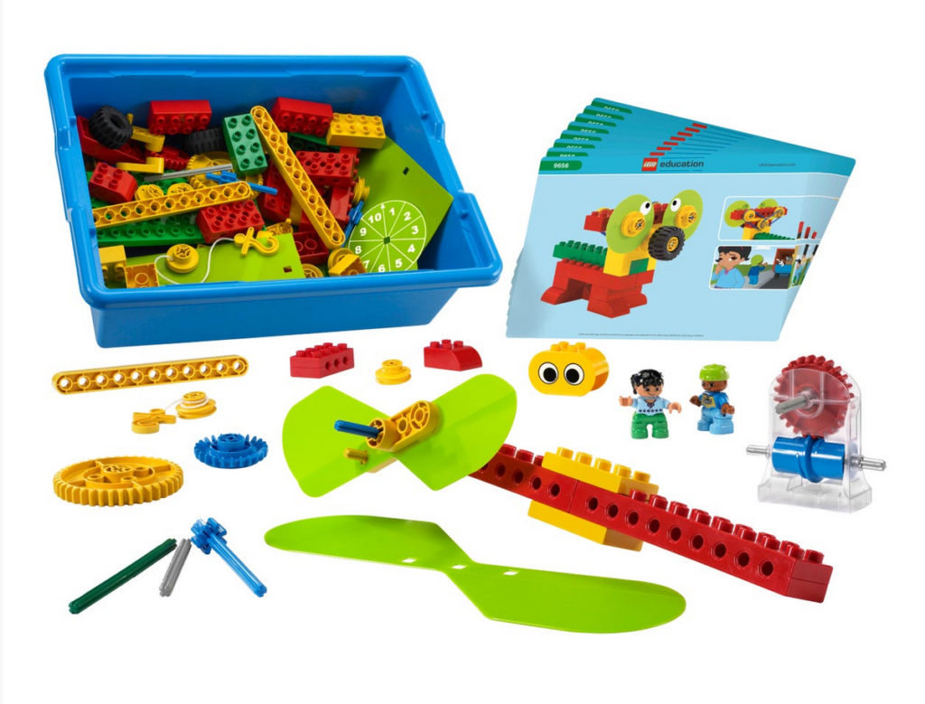 LEGO Education 9656 Early Simple Machines Set