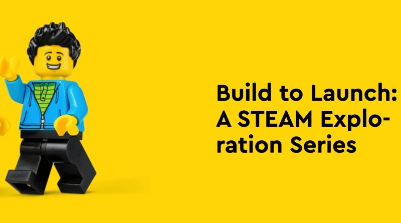 LEGO Education Build To Launch