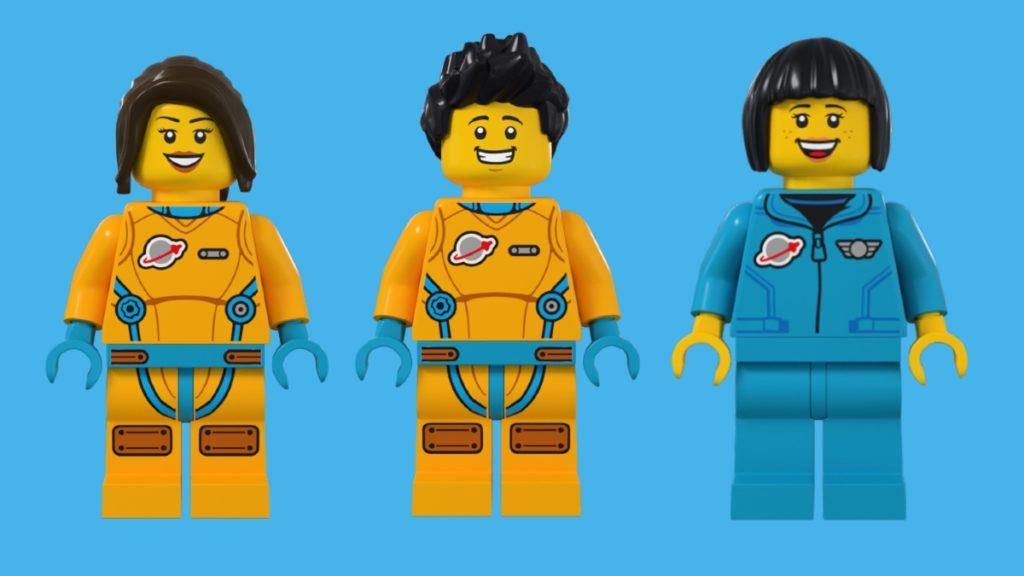 LEGO Education Classic Space minifigures