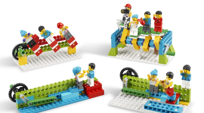 LEGO Education Bricq Motion Available Featured