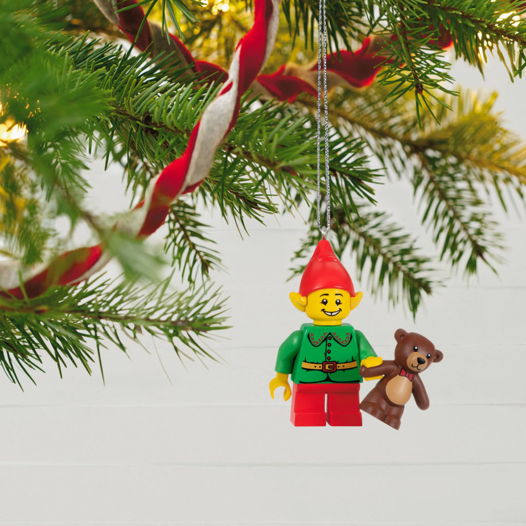 LEGO Elf And Teddy Minifigure Keepsake Ornament 1699QXI7225 02 1024x1024
