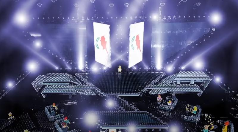 LEGO Eurovision 2021 Featured