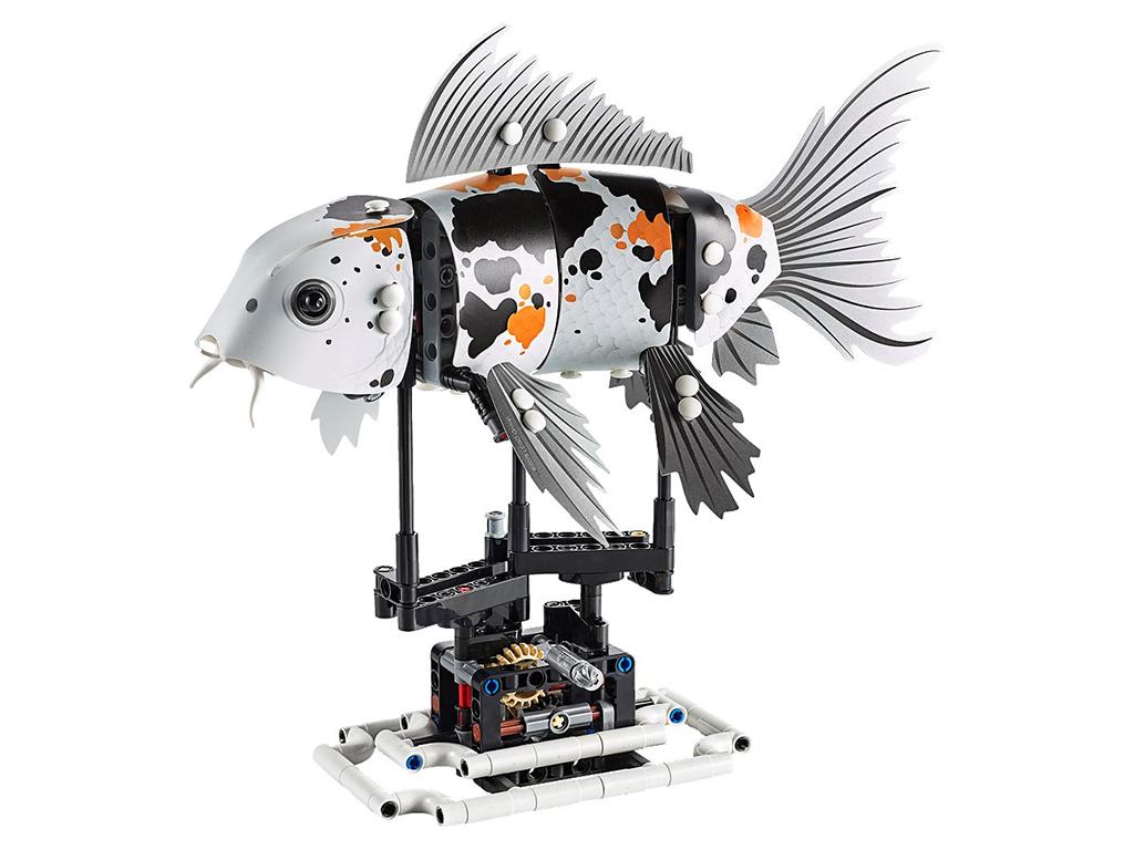 LEGO FORMA 81000 Koi Model