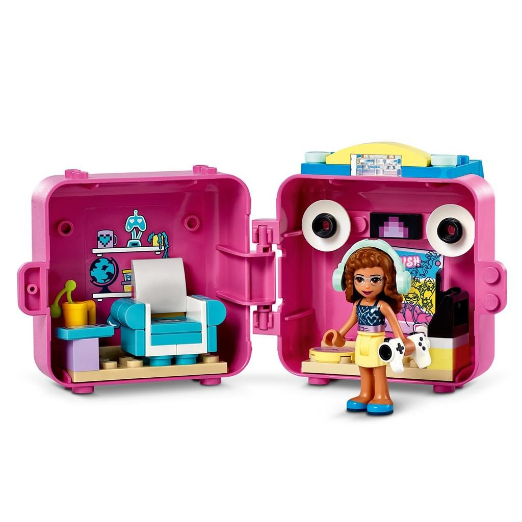 LEGO FRIENDS 41667 OLIVIAS GAMING CUBE 2 1024x1024