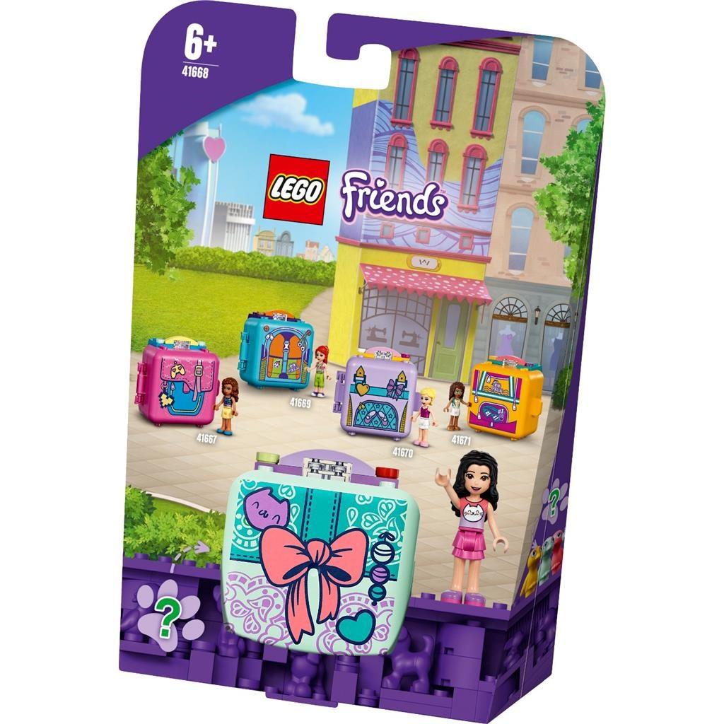 LEGO FRIENDS 41668 EMMAS FASHION CUBE 1 1024x1024