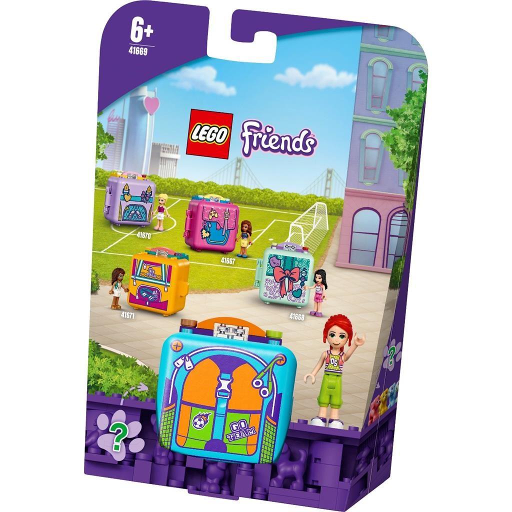 LEGO FRIENDS 41669 MIAS SOCCER CUBE 1 1024x1024