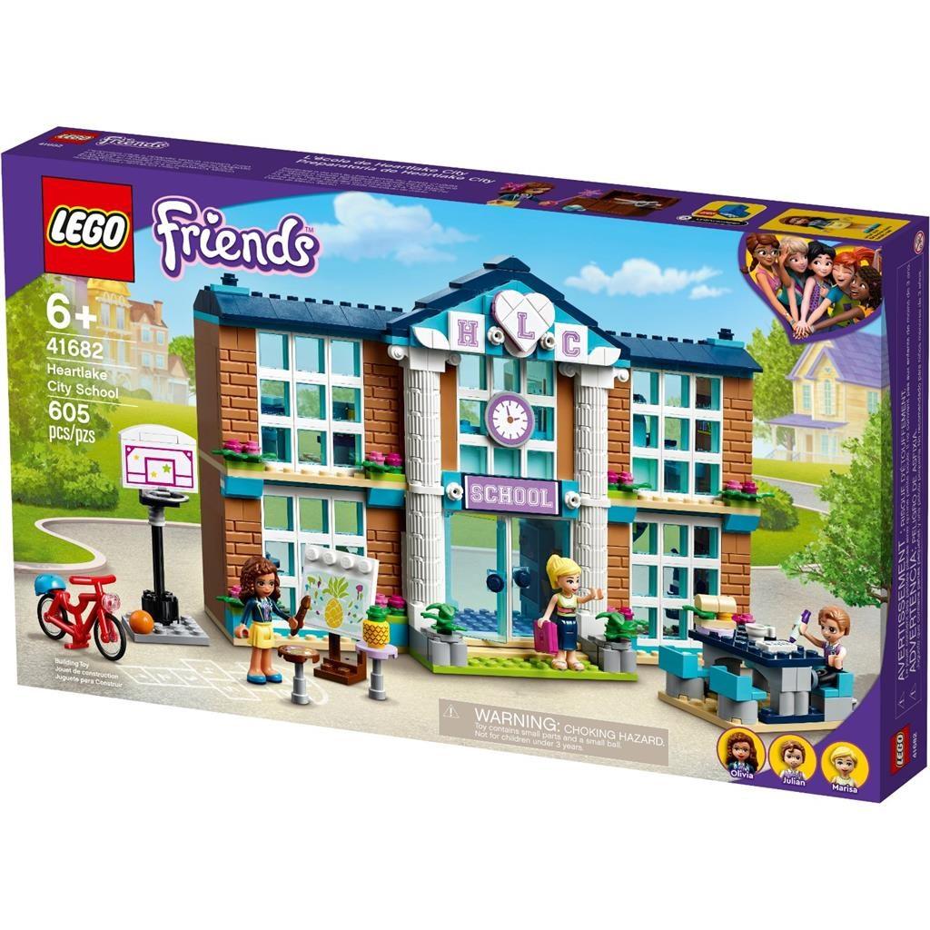 LEGO FRIENDS 41682 HEARTLAKE CITY SCHOOL 1 1024x1024