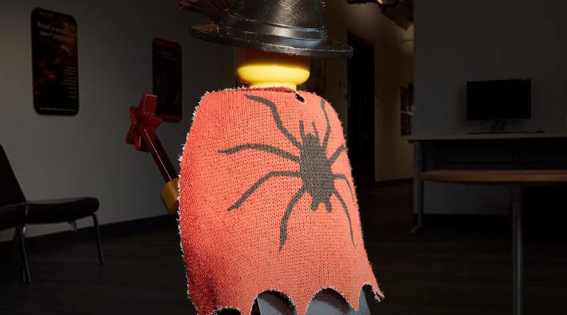 LEGO Fabric CGI cape featured
