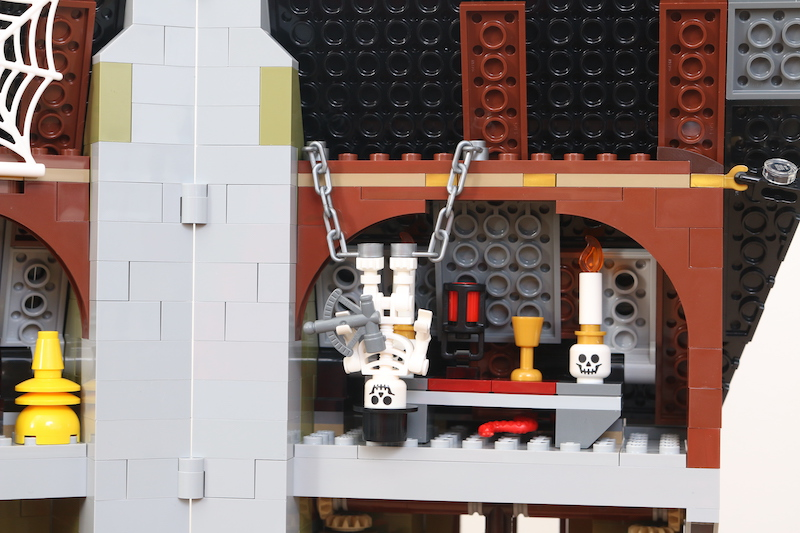 LEGO Fairground Collection 10273 Haunted House Review 13 1