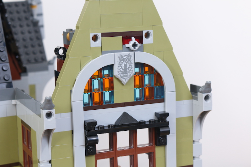 LEGO Fairground Collection 10273 Haunted House Review 15 1