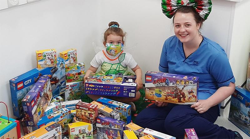 LEGO Fairy Bricks Hospital Donation Featured