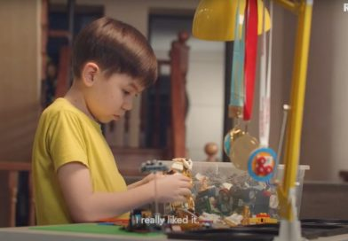 Hear the inspiring story of this young LEGO fan
