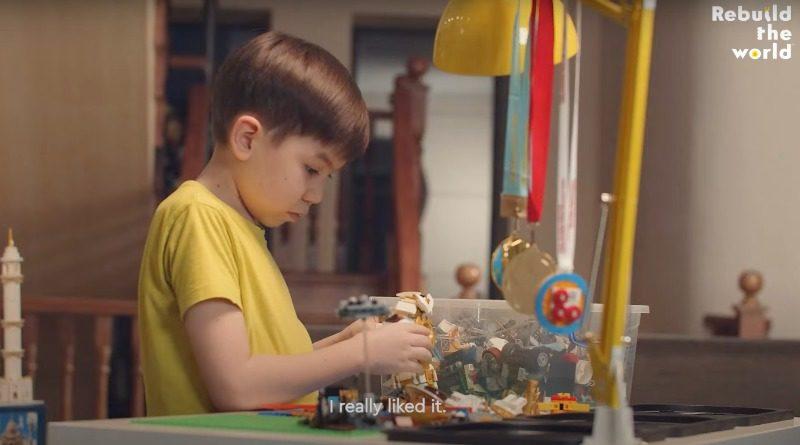 LEGO Fan Dias
