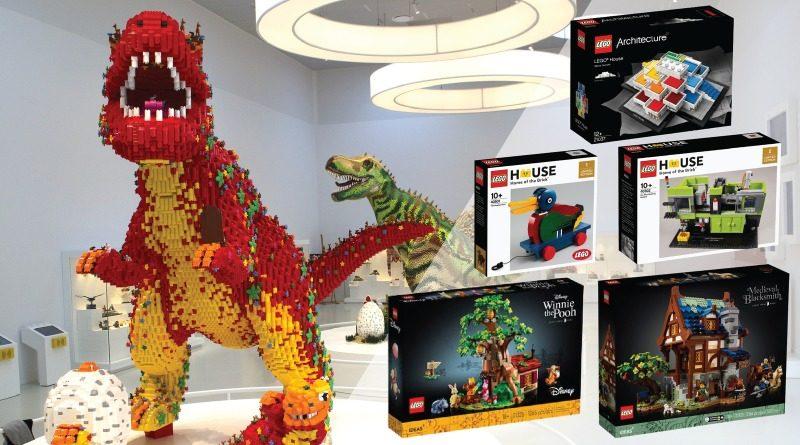 LEGO Fan Vote