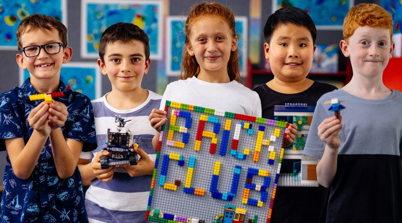LEGO Foundation Play Included Brick Club Featured