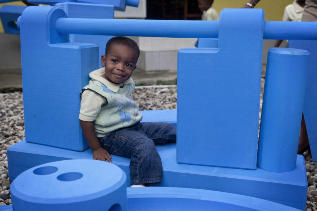 LEGO Foundation grant Haiti