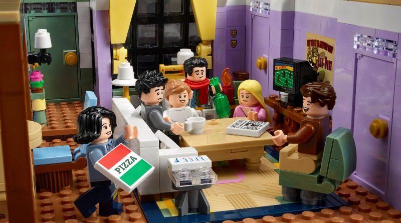 LEGO Friends 10292 Friends Apartments