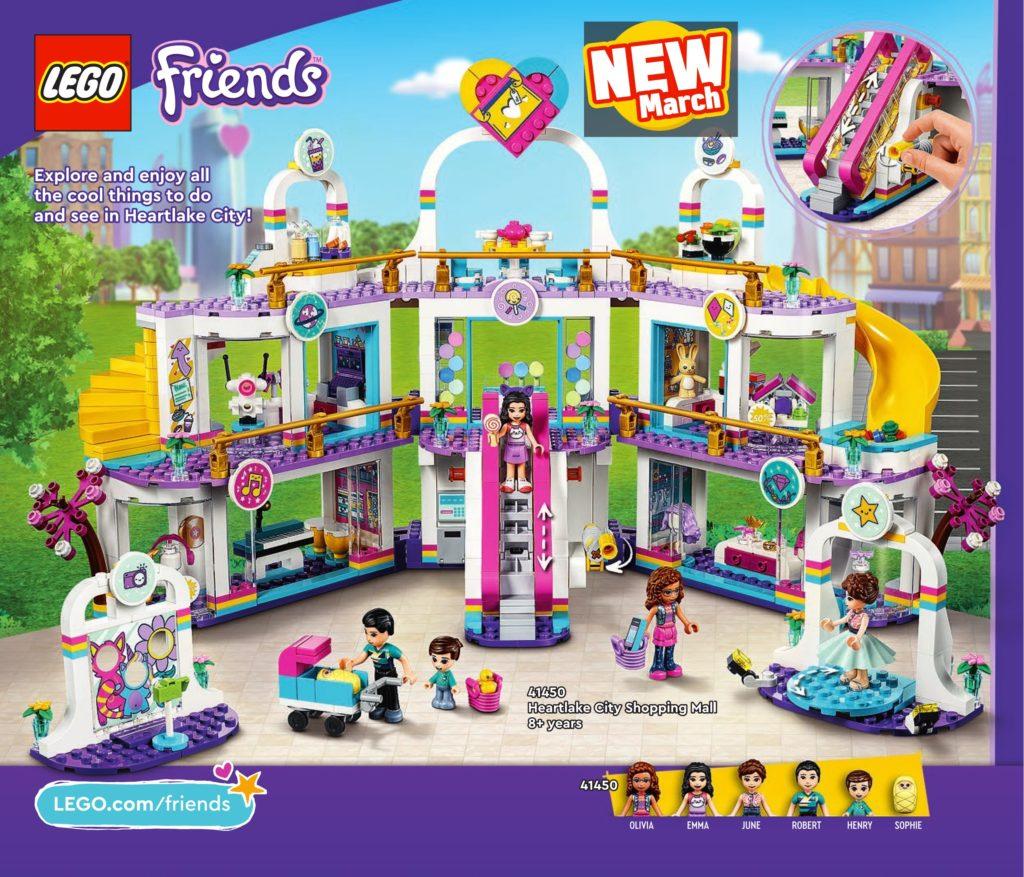 LEGO Friends 2021 Catalogue 1